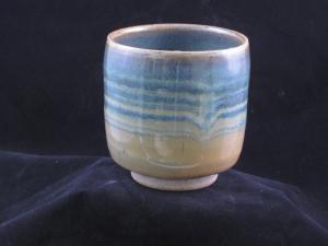 Titanium Blue Teabowl