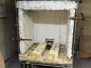 trough and port setup